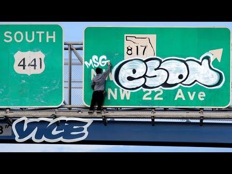 The Graffiti Godfathers of Miami