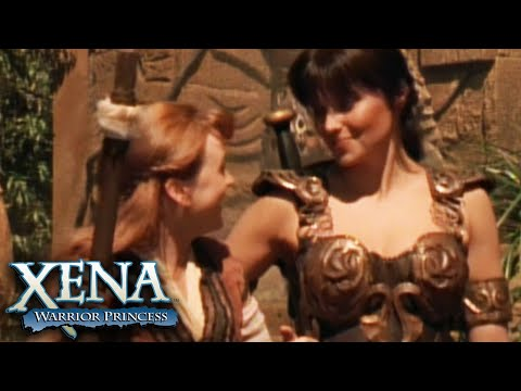 """Don't Leave Me, Gabrielle!"" | Xena: Warrior Princess"