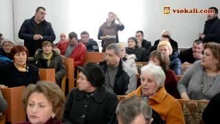 Громадські слухання по території скверу на вул.Я.Мудрого ч.2|Сокаль