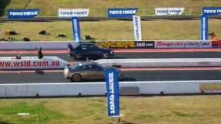 Haltech R35 GTR Runs 11.1 @ 124mph