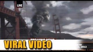 Pacific Rim Kaiju Attack (2013) - Guillermo Del Toro