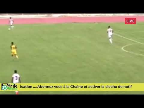 UFOA ZONE B : 1/2 FINALE - NIGER vs GHANA