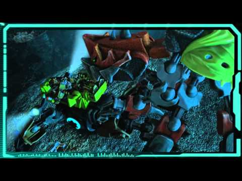 LEGO Hero Factory - Tunneler Beast vs. Surge