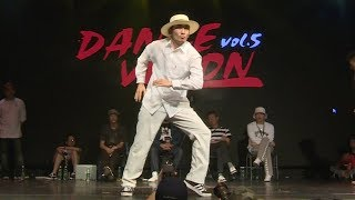 Fire Bac vs Franqey – Dance Vision vol 5 Popping Semi Final