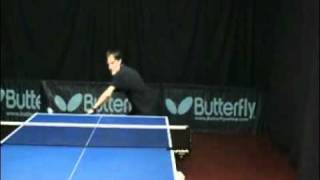 #5 Forehand Loop from Backspin