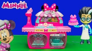 We love Disney Minnie Mouse! Please Subscribe Here http://www.youtube.com/user/TheEngineeringFamily?sub_confirmation=1Check out our second channel - https://www.youtube.com/channel/UCPC55dCdzIjNJd421LbK3uwCheck out the Minnie Mouse Disney Bowtastic Pastry Bakery playset in this The Engineering Family YouTube video toy review! The Assistant and Mr. Engineer can't wait to show you everything it comes with! What kind of pastry do you want to make the most?Check out some of these other fun TheEngineeringFamily Treasure HuntsDISNEY SURPRISE TREASURE Secret Surprise Treasure with the Assistant a Disney World Video Surprise   https://youtu.be/a3c5pAJ-o-kPJ MASKS Disney Search For PJ Masks with Blaze and Paw Patrol Video  Adventure   https://youtu.be/4mV2sNE14PgAssistant Slip N Slide Bounce House Carnival Challenge Surprise Toys Video  https://youtu.be/HKE2lCvb6fMASSISTANT TREASURE HUNT Paw Patrol Look Out Hunt + toysZootopia + Lion Guard Toys Surprise Video  https://youtu.be/ECgPK35Gw3wOr these Playlists!  Funny Kids Videos     https://www.youtube.com/playlist?list=PLoLQ9unpi4OHXhaMeWT2y6P27pbuzKbckFeaturing the Assistant   https://www.youtube.com/playlist?list=PLoLQ9unpi4OGfgjxJsWnO878aLXo2TgXHAbout The Engineering FamilyWe are The Engineering Family, a family of educators working to show you how to make learning fun and engaging through toy unboxings, toy reviews, and original series designed to insight imaginative play within your family. With Mr. Engineer as an experienced engineer with a love of exploring new things, Mrs. Engineer an award winning teacher with a math and counseling focus, and their daughter The Assistant you can think of The Engineering channel as your imagination station. You can think of The Engineering Family channel as a Funbrain meets YouTube. This family is taking some of the coolest toys like Paw Patrol, Shimmer and Shine, Scooby Doo, PJ Masks, Doc Mcstuffins, and plenty of fun Real Life live action videos that help teach children valuable STEM content. As always... TheEngineeringFamily only features 100% suitable family fun entertainment.