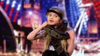 Olivia Binfield - Britain's Got Talent 2011 Audition