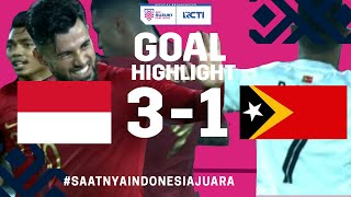 Video HIGHLIGHT GOAL INDONESIA VS TIMOR LESTE MP3, 3GP, MP4, WEBM, AVI, FLV Desember 2018