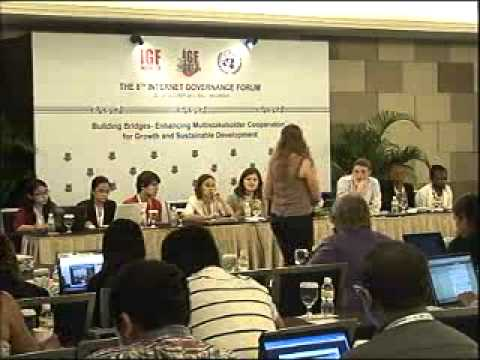 Online anonymity,freedom of expression & internet governance