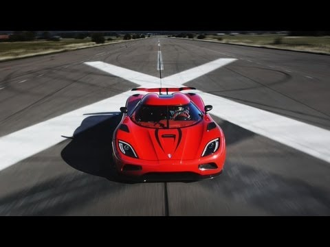 AGERA - We get behind the wheel of the Koenigsegg Agera R in Ängelholm, Sweden on the latest episode of Car and Driver: Abroad. It's fast—blisteringly fast. Subscrib...
