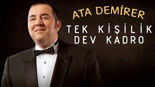 Video Ata Demirer - Tek Kişilik Dev Kadro 1 | Full Bölüm MP3, 3GP, MP4, WEBM, AVI, FLV Februari 2018