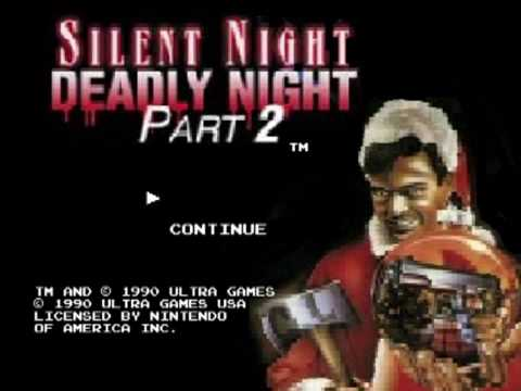 Garbage Day on the NES? (Silent Night Deadly Night Part 2 NES game ...