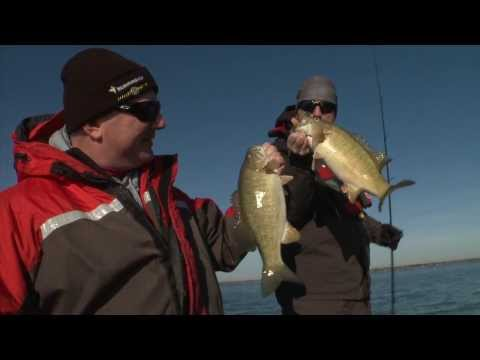 Hunting for Giant Fall Smallmouth Bass – Dave Mercer's Facts of Fishing THE SHOW