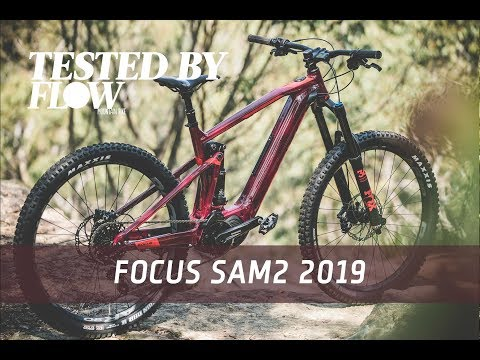 Focus SAM2 2019: First Impressions - Flow Mountain Bike (видео)