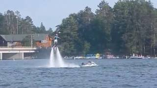Minocqua (WI) United States  city photos : Lake Minocqua,Wi Water Jet Boots