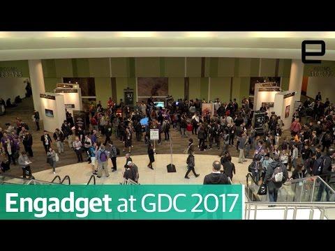 Engadget at GDC 2017