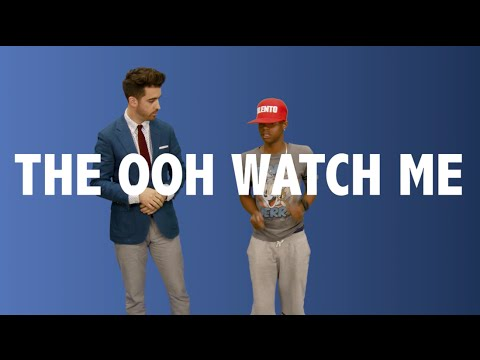 """How To Do The Official """"Watch Me"""" (Whip / Nae Nae) Dance from Silentó 