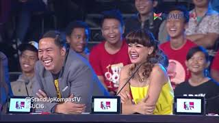 Video Ernest Prakasa di Roasting Habis-Habisan!!!! MP3, 3GP, MP4, WEBM, AVI, FLV November 2018