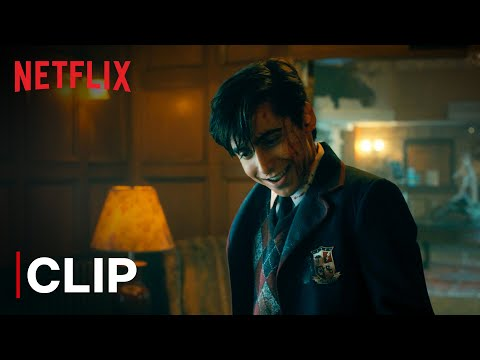 Number 5 vs The Commission Board | The Umbrella Academy | Netflix India