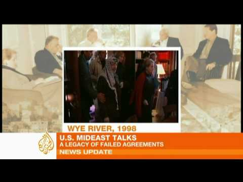 Challenges facing US-brokered Middle East peace talks
