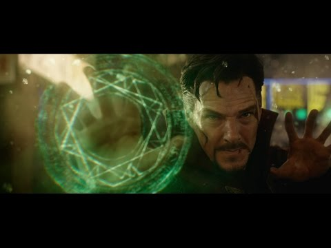 Doctor Strange (Featurette 'Universes Within')