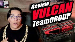 2. ¡Los precios de la ram están bajando, aquí la prueba! Teamgroup Vulcan Tforce - Droga Digital