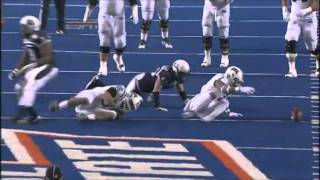 Lavon Brazill vs Utah State 2011