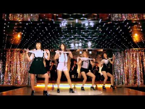 『STEPPIN' BACK』 PV (Giselle4(ジゼル4) #Giselle4 )