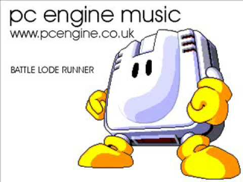Battle Lode Runner PC Engine