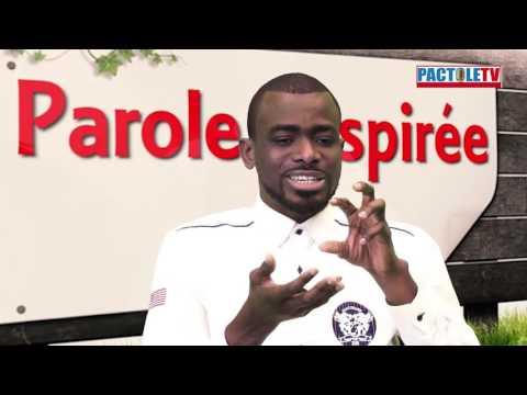 Au Cabinet de l'Avocat Suprême - Messager Odon El Wanga - LA PAROLE INSPIRÉE