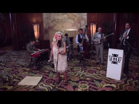 Material Girl – Vintage 1920s Madonna Cover ft. Gunhild Carling