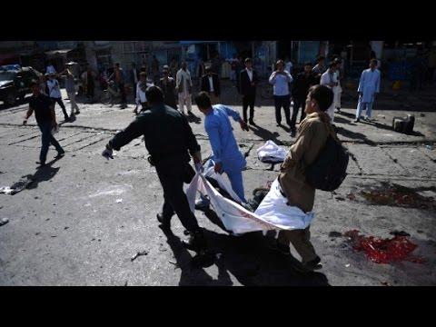Najmanje 80 mrtvih u eksploziji u Kabulu