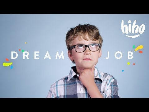 100 Kids Tell Us What They Want to Be When They Grow