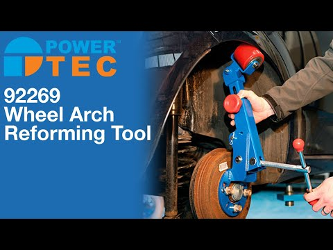 92269 | Power-TEC Wheel Arch Reforming Tool