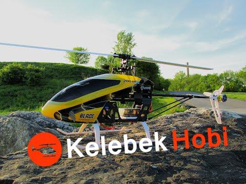 RC Helikopter   Uzaktan Kumandali   Flybarless   Brushless Model