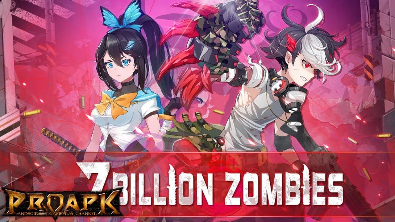7 Billion Zombies - Idle RPG