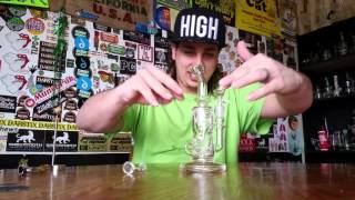 THICKASSGLASS KLEIN UNBOXING!!! by Custom Grow 420
