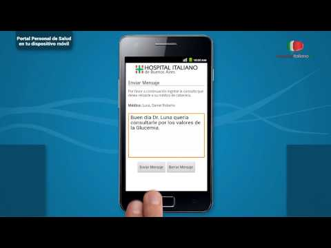 Video of Portal Personal de Salud