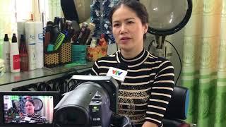 Truyền hình VTV Phỏng vấn học viên Rosa trong chương trình khởi nghiệp