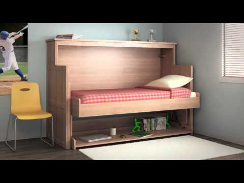 The Innovative ORG Desk Bed My Desired Home