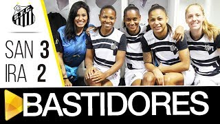 Confira os bastidores da classificação das Sereias para final do Campeonato Brasileiro Feminino.Inscreva-se na Santos TV e fique por dentro de todas as novidades do Santos e de seus ídolos! http://bit.ly/146NHFUConheça o site oficial do Santos FC: www.santosfc.com.brCurta nossa página no facebook: http://on.fb.me/hmRWEqSiga-nos no Instagram: http://bit.ly/1Gm9RCSSiga-nos no twitter: http://bit.ly/YC1k82Siga-nos no Google+: http://bit.ly/WxnwF8Veja nossas fotos no flickr: http://bit.ly/cnD21USobre a Santos TV: A Santos TV é o canal oficial do Santos Futebol Clube. Esteja com os seus ídolos em todos os momentos. Aqui você pode assistir aos bastidores das partidas, aos gols, transmissões ao vivo, dribles, aprender sobre o funcionamento do clube, assistir a vídeos exclusivos, relembrar momentos históricos da história com Pelé, Pepe, e grandes nomes que só o Santos poderia ter.Inscreva-se agora e não perca mais nenhum vídeo! www.youtube.com/santostvoficial-------------------------------------------------------------** Subscribe now and stay connected to Santos FC and your idols everyday!http://bit.ly/146NHFUVisit Santos FC official website: www.santosfc.com.brLike us on facebook: http://on.fb.me/hmRWEqFollow us on Instagram: http://bit.ly/1Gm9RCSFollow us on twitter: http://bit.ly/YC1k82Follow us on Google+: http://bit.ly/WxnwF8See our photos on flickr: http://bit.ly/cnD21UAbout Santos TV: Santos TV is the official Santos FC channel. Here you can be with your idols all the time. Watch behind the scenes, goals, live broadcasts, hability skills, learn how the club works, exclusive videos, remember historical moments with Pelé, Pepe and all of the awesome players that just Santos FC could have. Subscribe now and never miss a video again! www.youtube.com/santostvoficial
