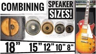 "Video SIZE MATTERS! Guitar Speaker COMBINATIONS between 18"" 15"" 12"" 10"" and 8"" MP3, 3GP, MP4, WEBM, AVI, FLV Desember 2018"