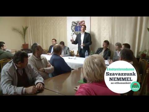 Kvótanépszavazás: a horgosiak többsége a tapasztalatok alapján nemmel szavaz-cover