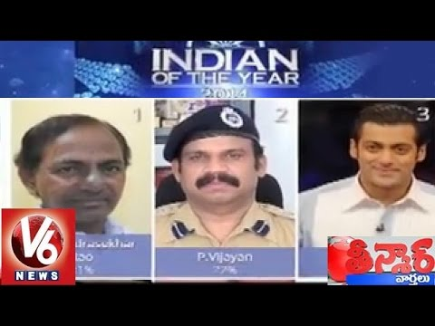 Telangana CM KCR tops Popular Choice Polls  Teenmaar News 28012015