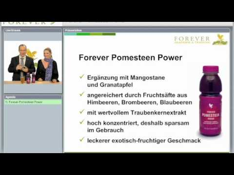 Forever Pomesteen Power - deutsch