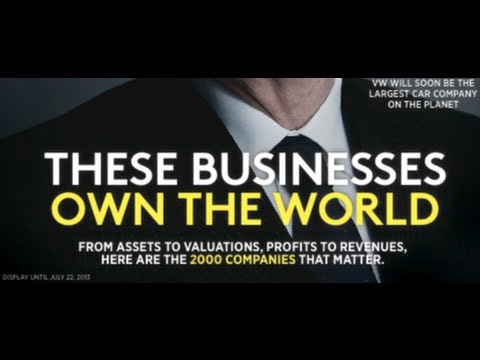 Inside Forbes: Global 2000 Issue