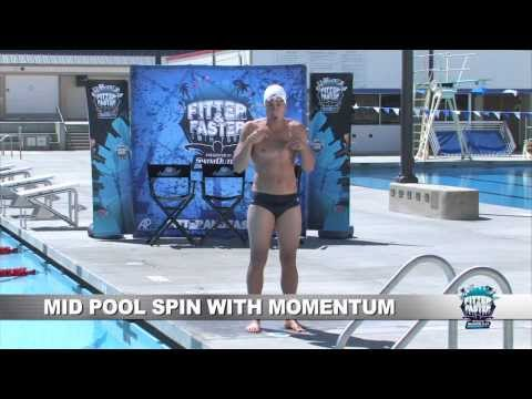 Mid-Pool Spin with Momentum featuring Mark Gangloff