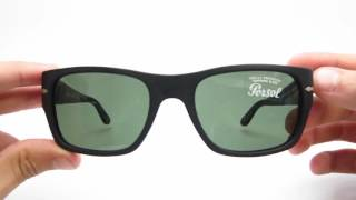 This is an Unboxing for the Persol PO 3021 Matte Black 900/31 56MM Sunglasses, they have a Green lens.Links---------------------------------------------------------------------Website: www.eyeheartshades.comLink to frames: https://www.eyeheartshades.com/products/persol-po-3021-900-31-matte-black-sunglasses