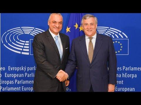 Συνάντηση Κεφαλογιάννη-Ταγιάνι για τους Έλληνες στρατιωτικούς…