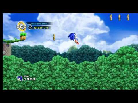 sonic the hedgehog 4 episode i wii iso